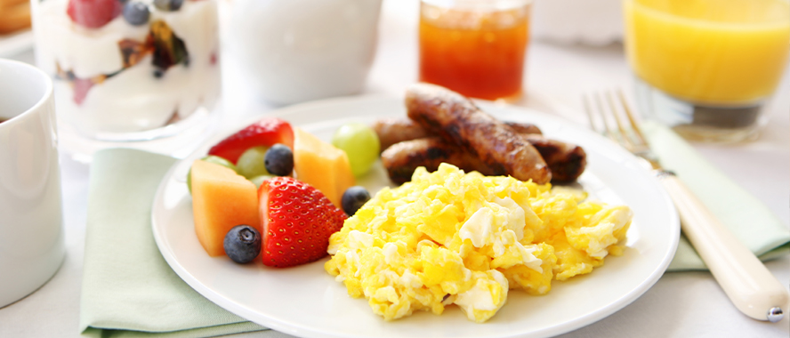Upgrade to a Fallsview Breakfast