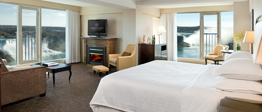 Upgrade to a Fallsview Room