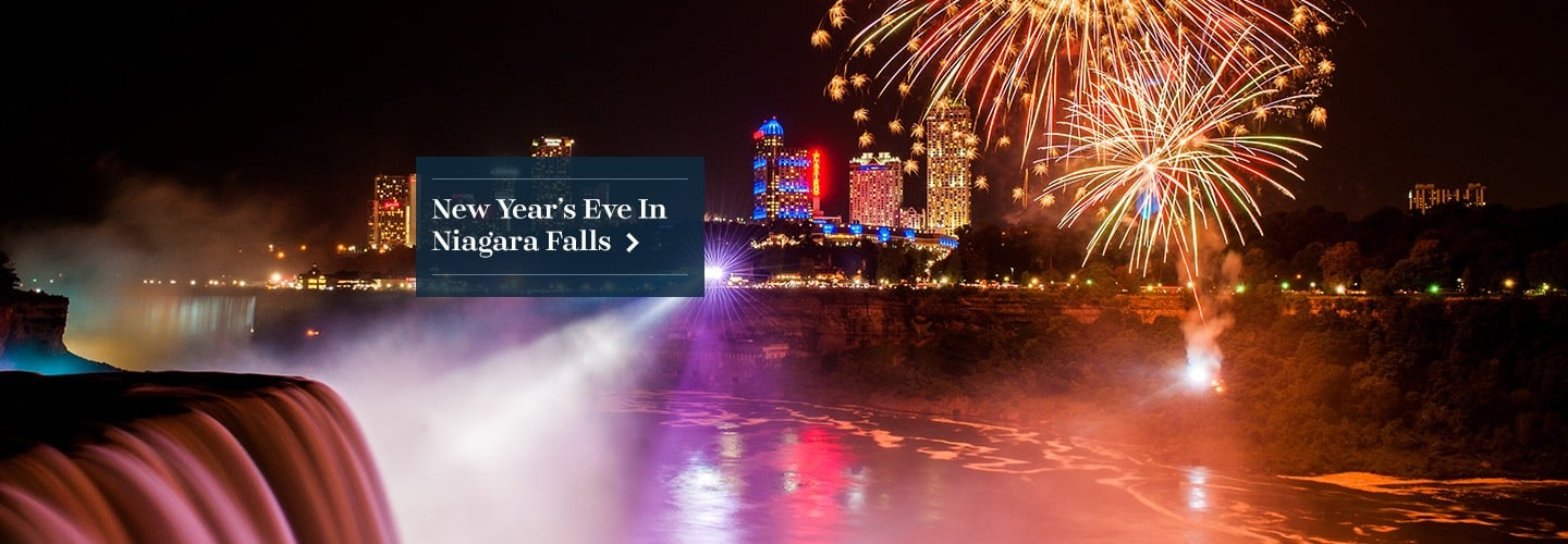New Year's Eve In Niagara Falls