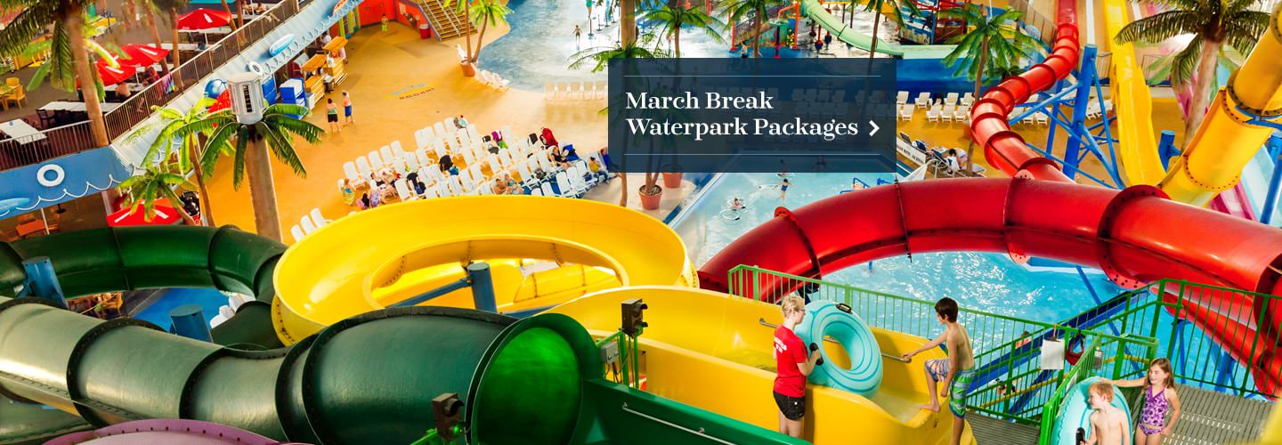 Sheraton On The Falls March Break Packages