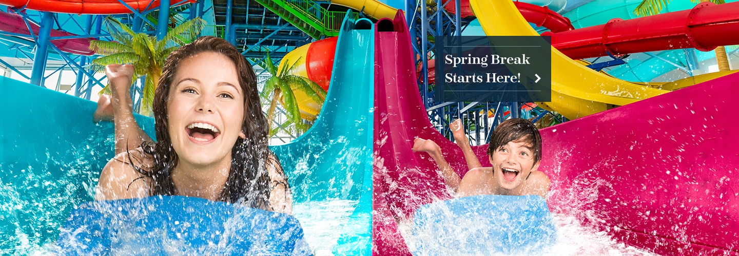 Fallsview Indoor Waterpark Packages
