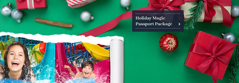 Fallsview Indoor Waterpark, Holiday Passport