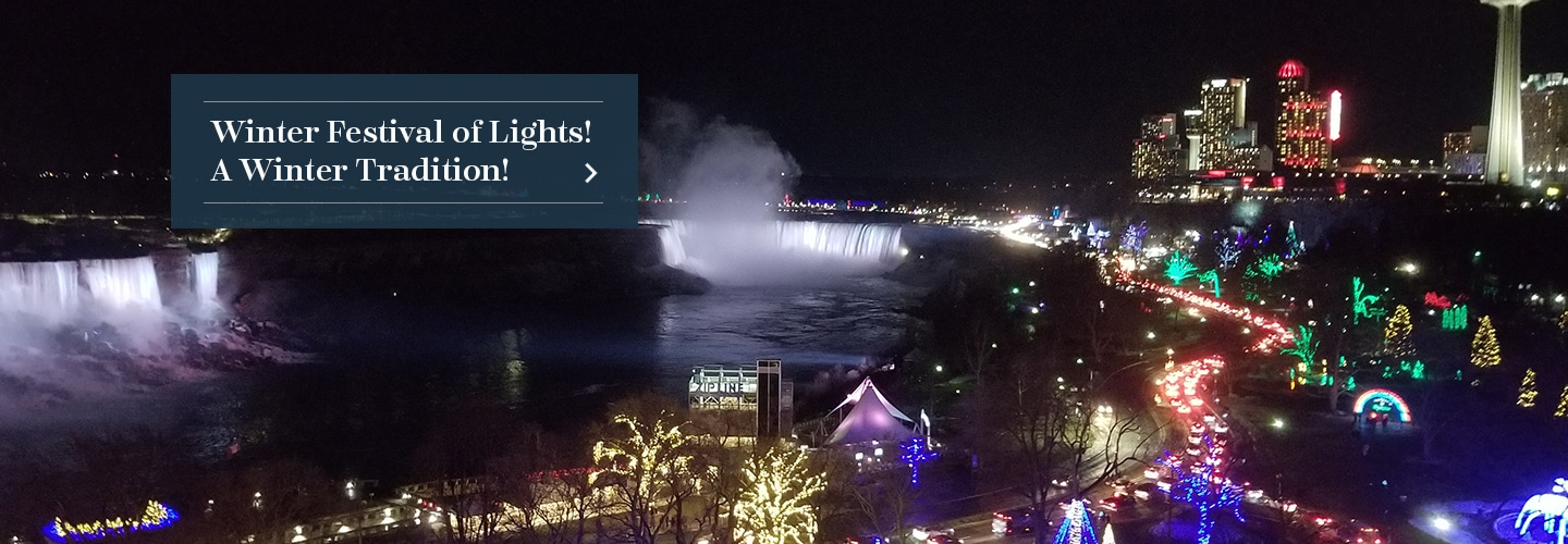 Winter Festival of Lights - A Winter Tradition