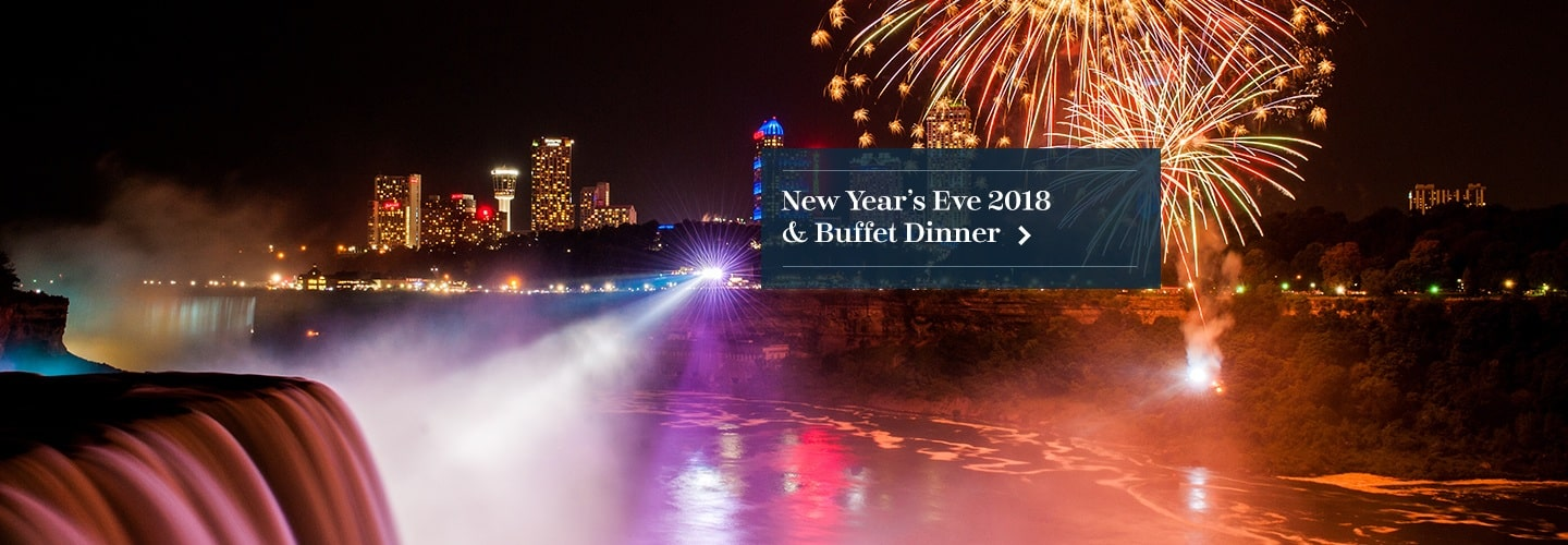 Sheraton On The Falls New Year's Eve