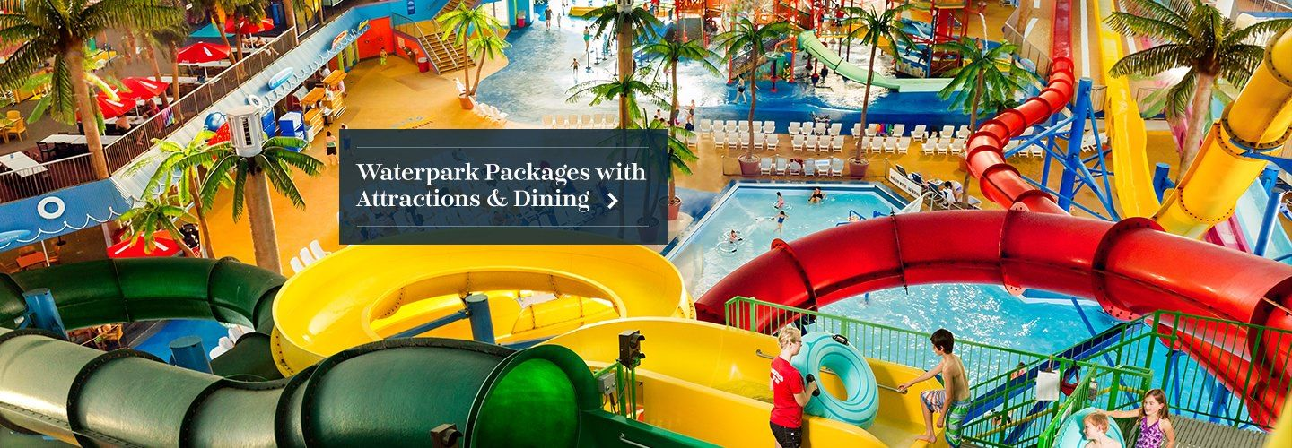 Summer Waterpark Packages