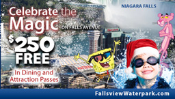 Niagara Falls Hotels - Holiday Bonus Offer
