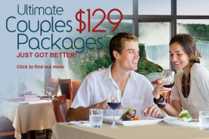 Niagara Falls Couples Package to offer Bonus Fallsview Dining in May