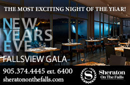 New Year's Eve Fallsview Gala
