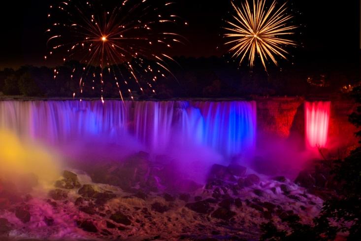 Niagara S Winter Wonderland The Winter Festival Of Lights