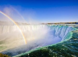 Visit Niagara Falls to take in the sights and attend Niagara Falls events.