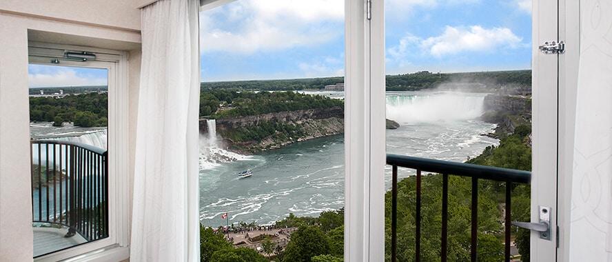Corner Suite View
