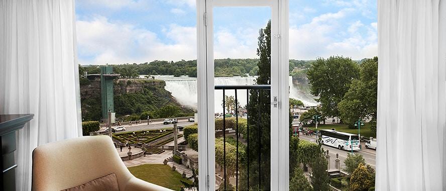 Sheraton Club Room View