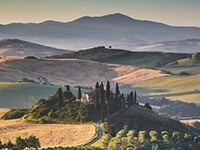 A Culinary Tour Of Tuscany