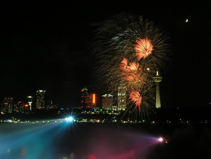 The Best New Year S Eve Niagara Falls Celebrations
