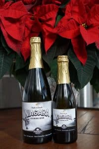 Niagara Brewing Company's limited edition Niagara Ice Wine Beer.