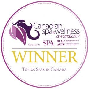 Canadian Spa & Wellness Awards has named Christienne Fallsview Spa as one of the Top 25 Spas in Canada.