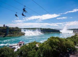 Wildplay Mistrider Zipline to the Falls