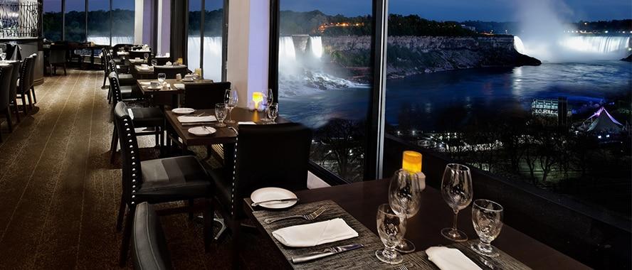 Popular Niagara Falls Restaurants Sheraton On The Falls