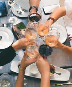 Niagara winery gathering