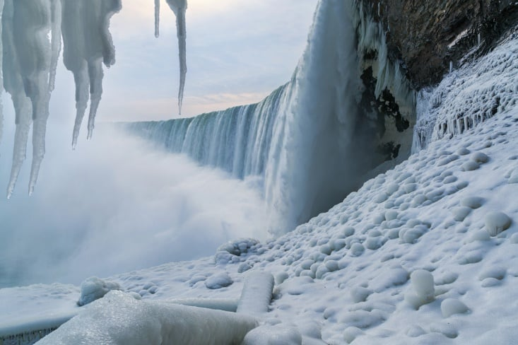 5 Reasons To Visit Niagara Falls In The Winter Sheraton On