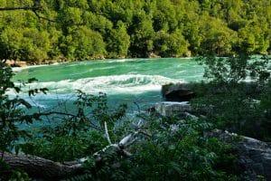 Niagara Gorge near Whirlpool