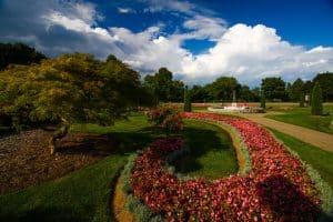 Beautiful Garden at Niagara Parks
