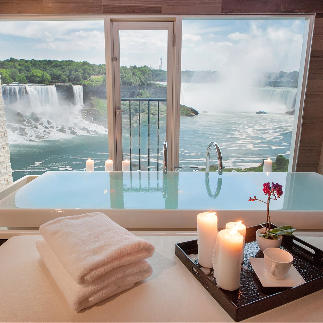 Niagara Falls Spa Reaches Top Spot For Spa And Wellness On