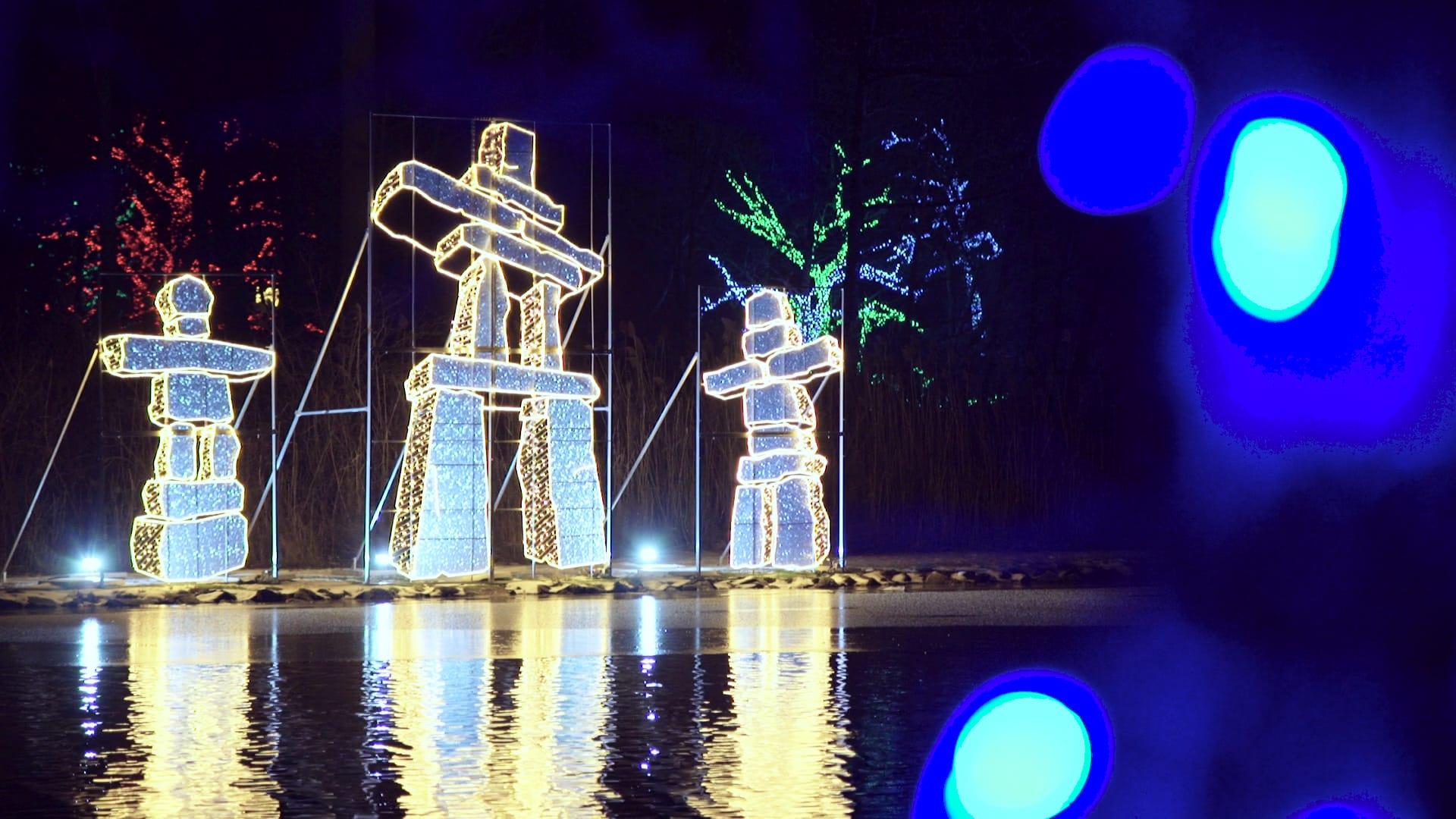 Winter Festival of Lights Innushuk